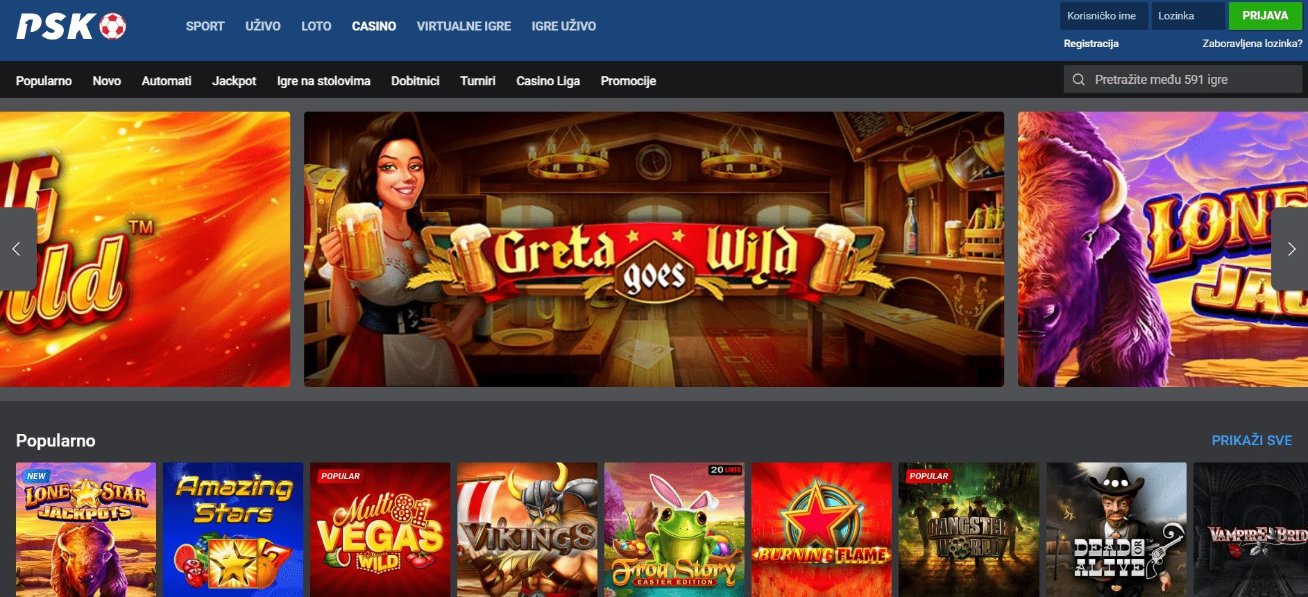 psk online casino