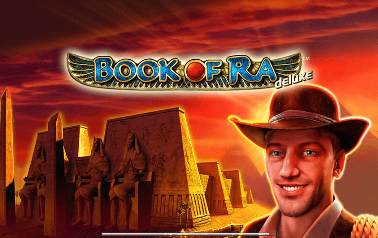 book of ra igre