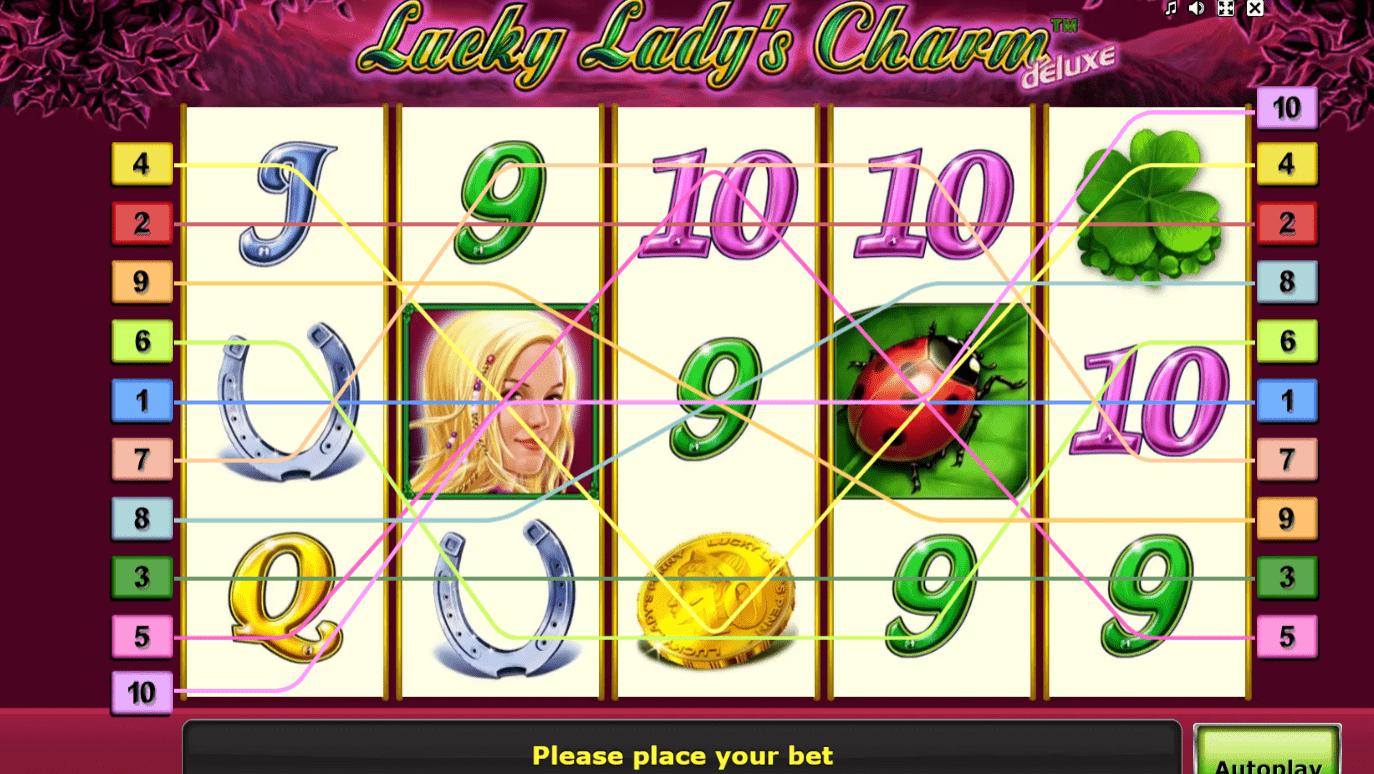 lucky lady slot